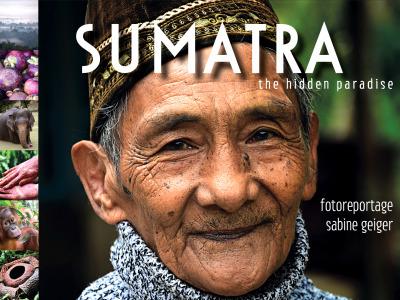 SUMATRA Vortrag Karte Litho II-1
